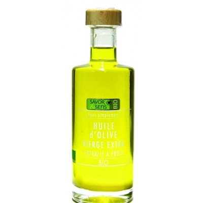 Huile d'olive Nature Bio Savor et Sens 250 ml