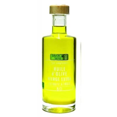 Huile d'olive au citron Bio Savor et Sens 250 ml