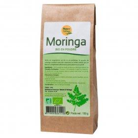 Moringa 150 g ECOCERT AB - sans additif- Nature et Partage