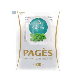 Infusion Menthe Bio AB Pagès
