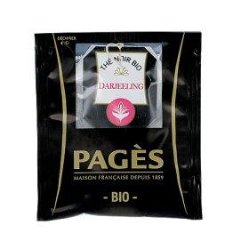 Thé Noir Darjeeling BIO Pagès