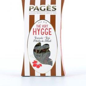 Thé Vert VRAC Hygge BIO Pagès
