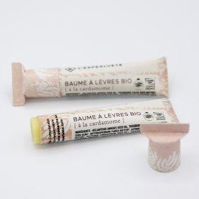 Baumes à lèvres BIO à la Cardamome L'esperluète