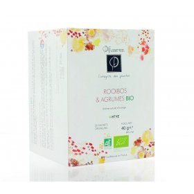 INFUSIONS BIO x 20 Rooibos et Agrumes Diffussence