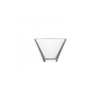 Verrine Filet VVV - en verre - La Rochère 24 cl