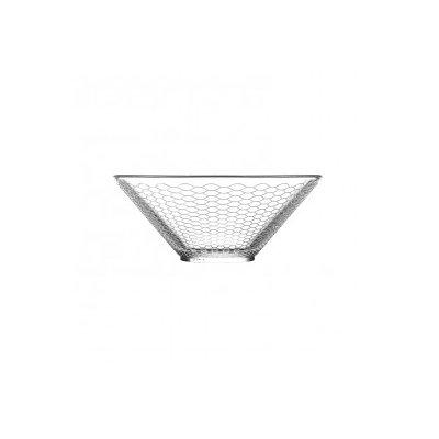 Coupelle Filet VVV - en verre - La Rochère 24 cl