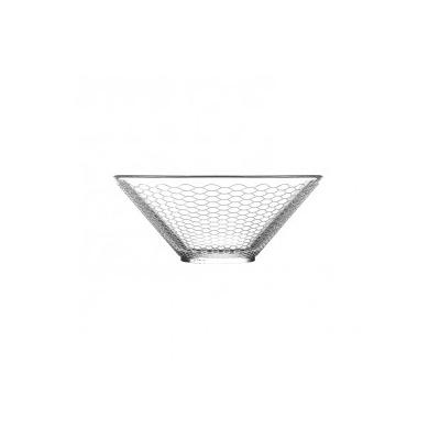 Saladier Filet VVV - en verre - La Rochère 73 cl