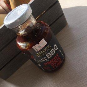 Sauce BBQ au Piment Doux Fumé Savor et Sens Tradition