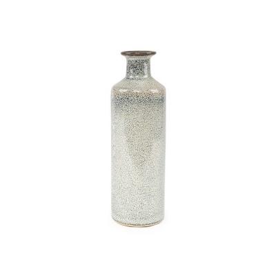 Vase Gris Scandinave h 23,5 cm