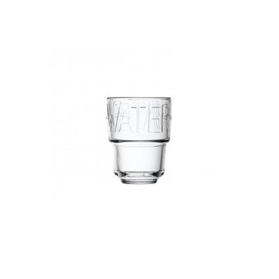 Gobelet BOSTON WATER - en verre - La Rochère 25 cl
