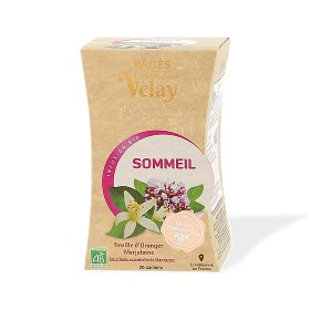 Infusions Sommeil BIO Kraft...