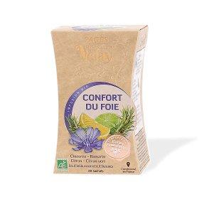 Infusions Confort du Foie...