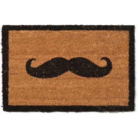 Paillasson Moustache fibre...