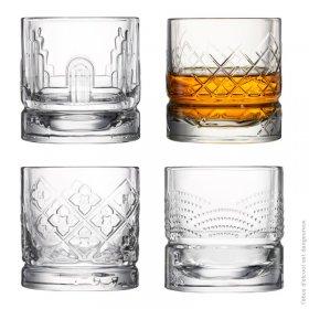 Coffret whisky set de 4...