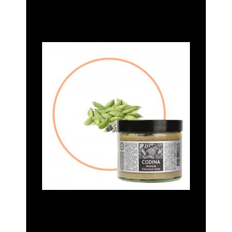 Masque Cheveux Gras Bio - codina - Label BIO la Nouvelle Cosmétique