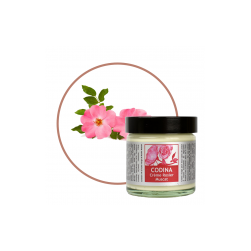 Créme Naturelle BIO rosier muscat fluide peaux abîmées CODINA Hydratante Label BIO Nouvelle Cosmétique
