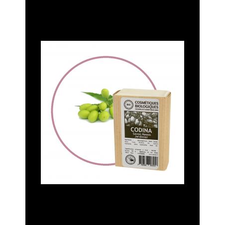 Savon du Jardinier Neem BIO CODINA Anti Insecte  Label BIO Nouvelle Cosmétique
