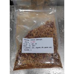 Mélange d'épices Oranges - Recharge Vrac 140 g sans pot - Savor et Sens Tradition