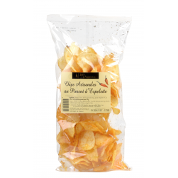 Chips piment d'Espelette
