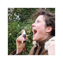 Spray buccal apaisant BIO propolis Miel et thym  Propolia