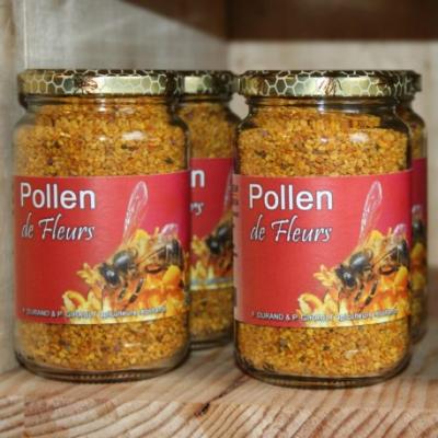 Pollen de fleurs api douceur 230 g