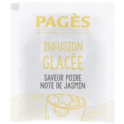 infusion glacée poire note jasmin bio pages 20 sachets