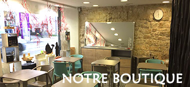 boutique salon de the BioisBiotiful Audincourt