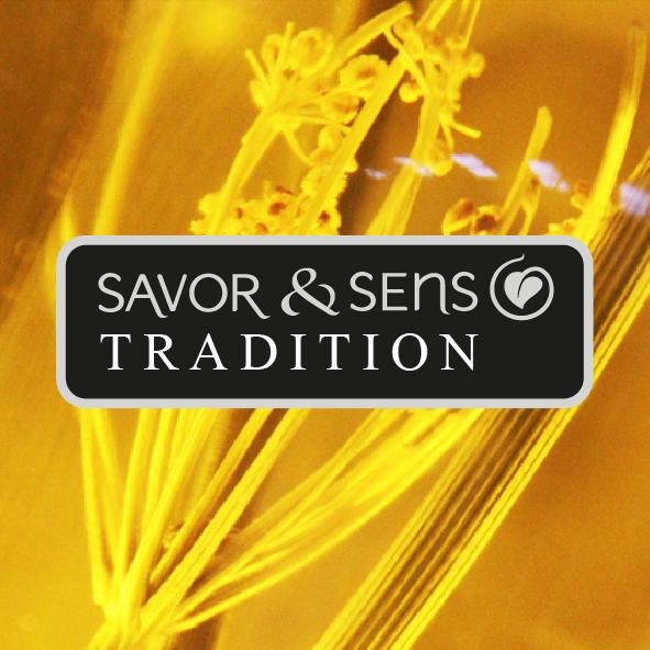 logo savor et sens tradition