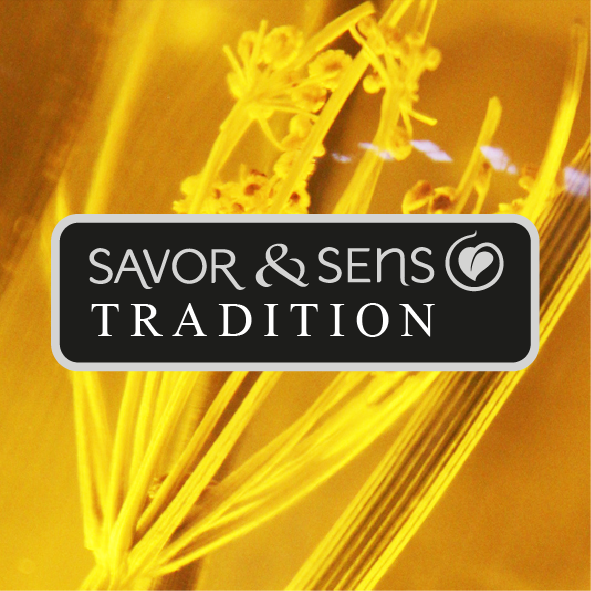 savors & sens Tradition